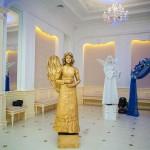 замовити на весілля живих статуй рівне