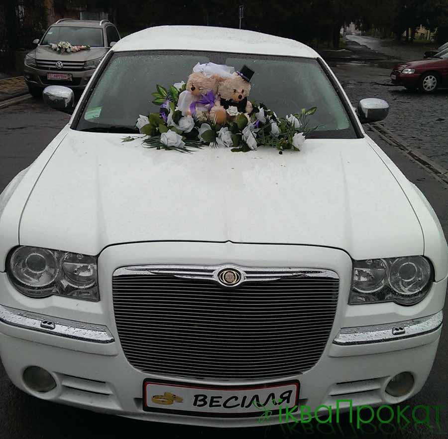 прикраси на авто ведмеді
