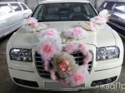 5,34 Троянда рожево - біла, 9 шт, 450 грн