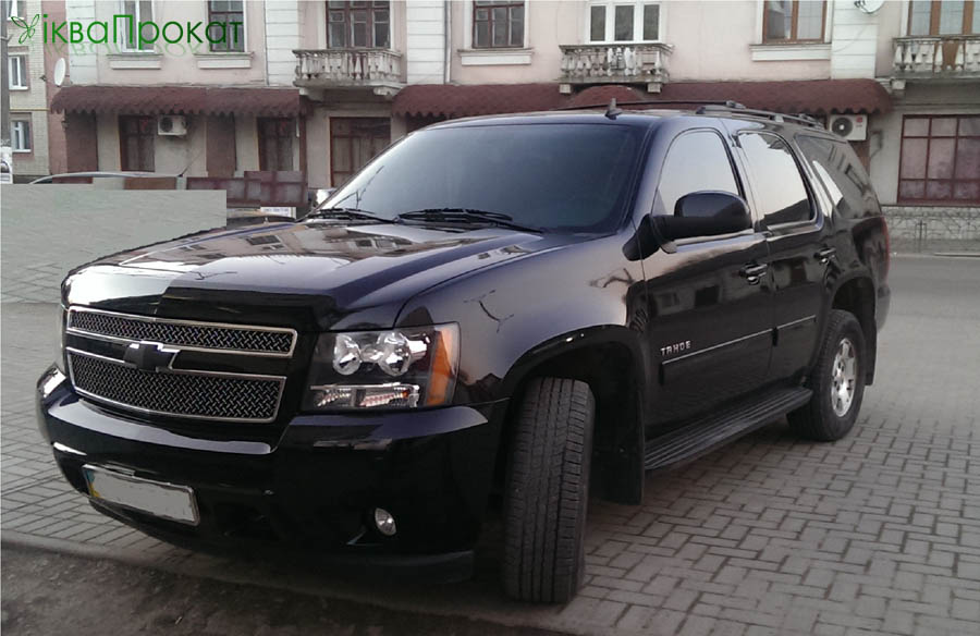 авто напрокат Chevrolet Tahoe