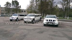 лимузин ниссан патрол тернополь, лимузин нисан на свадьбу львов,