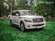 замовити авто на весілля infiniti QX56