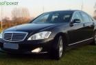 1 Mercedes S500 W221 long