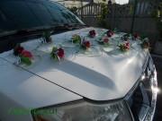 3,18 Зелений ротанг+ троянди