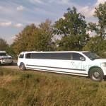 два лімузини на весілля