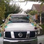 лімузин ніссан на весілля