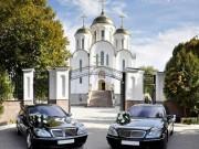 Mercedes S600 W220 святковий кортеж