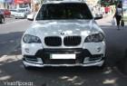 1 BMW X5 white