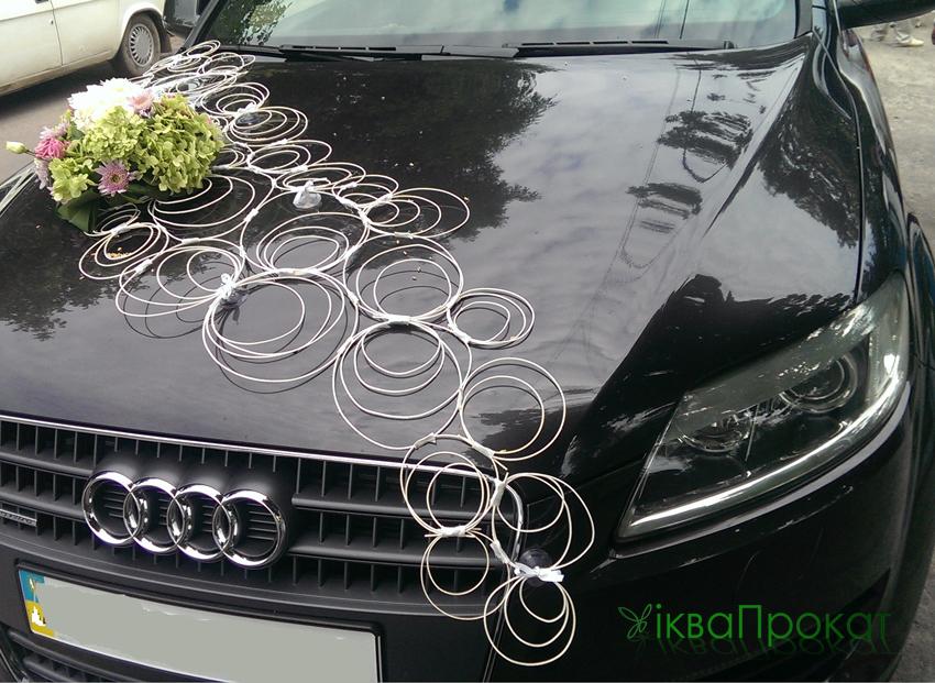замовити авто на прокат декор автомобіля