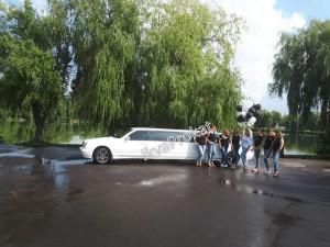 авто на весілля, лімузин на свадьбу,дивишник на вечер,