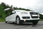 6 Audi Q7 limuzin на свадьбу Мукачево