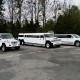 три джипи лімузини Hummer H2, Mercedess , Niccan
