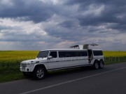 Mercedes-Benz G-Class прокат продаж