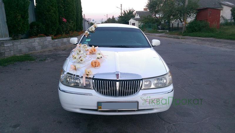 Лимузин Lincoln ужгород мукачево львов заказать лимузин на свадьбу