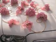 Прикраса для авто 3,96 Рожевий кварц, 15$ прокат, 25 продаж