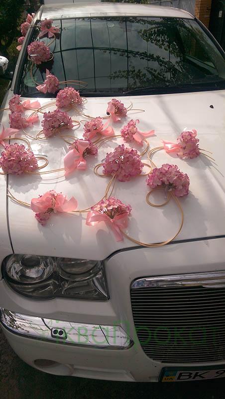 замовити декорації на авто