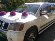 лімузин джип на весілля