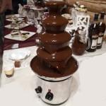 фонтани для шоколаду