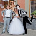 аніматори на весілля, живі статуї Рівне, Тернопіль Живі статуї, не дорого Міми, аніматори на день народження,