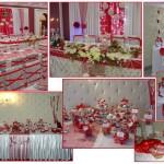 дерацыя зал на весылля франківську, франківськ декор зали не дорого, прикрашення ресторану на весілля у франківську, декор залу Долина,