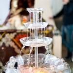винний фонтан на весілля