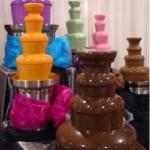 фонтан шоколадний на весілля рівне, рівне шоколадний фонтан, замовитифонтан з шоколаду на весіооя і рівному,