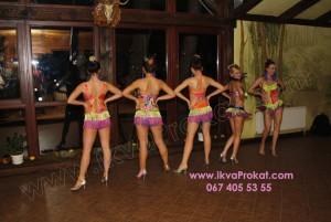 ikvaProkat 067-405-53-55, гавайські танці на весілля рівне,