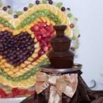 замовити шоколадний фонтан на весілля львів, львів шоколадний фонтан, замовити фонтан шоколадний на весілля у Львові