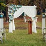 оформлення весіль декорування