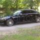 чорний салон мерседеса Mercedes-Benz W222