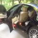 світлий салон Mercedes-Benz W222