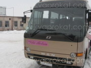 замовити автобус для гостей на весілля
