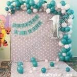 оформлення фотозони на день народження
