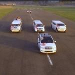 свадебной кортеж лимузини Хаммер Н2 и ниссан лимузин