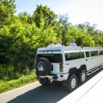 Лимузин Хамер Н2 на свадьбу