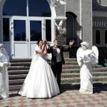 замовити ангели міми на весіля