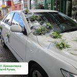 прикраси на авто зелені